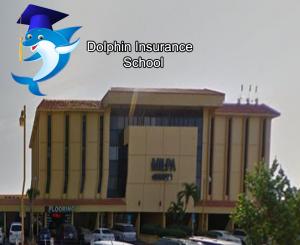 Dolphin Insurance School Escuela de Seguros Miami