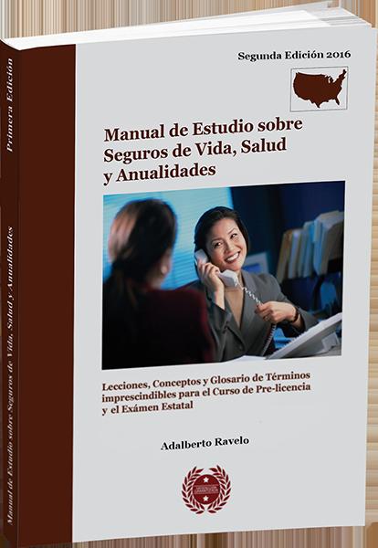 2016 Manual de Estudios Seguros de Vida Salud y Anualidades