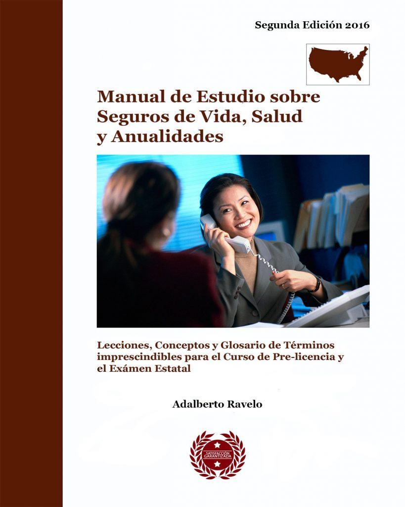 Libro Español Examen 215 de Seguros